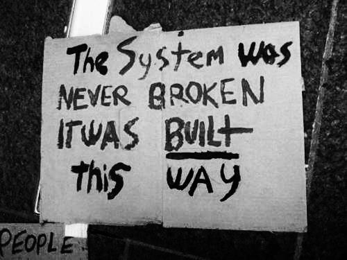 this system was never broken